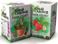 """Набор для выращивания растений """"Юный садовод. Клубника"""""""