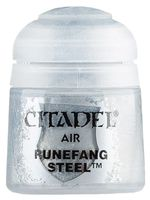 "Краска для аэрографа ""Citadel Air"" (runefang steel; 12 мл)"