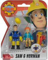 "Набор фигурок ""Fireman Sam"" (7,5 см)"