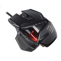 Мышь Mad Catz R.A.T.TE Gaming Mouse (Gloss Black)