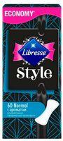 """Ежедневные прокладки Libresse """"Style Normal"""" (20 шт)"""