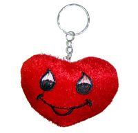 """Мягкая игрушка-брелок """"Сердце"""" (арт. Y0318)"""