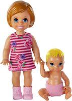 "Набор кукол ""Барби. Skipper Babysitters"" (арт. GFL31)"