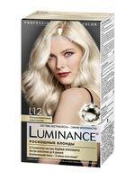 """Осветлитель для волос """"Роскошные блонды"""" тон: L12, ультраплатиновый"""