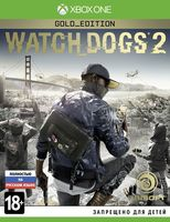 Watch_Dogs 2. Gold Edition (Xbox One)