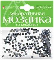 Мозаика декоративная из керамики №14 (4х4 мм; 200 шт.; фиолетовый)