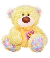 """Мягкая игрушка """"Медвежонок Ник медово-желтый"""" (34 см)"""
