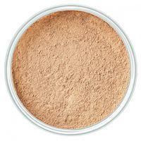 "Рассыпчатая пудра для лица минеральная ""Mineral Powder Foundation"" (тон: 6, honey)"