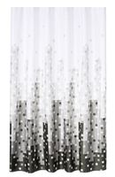 "Занавес-шторка для ванной ""Skyline"" (180х200 см)"
