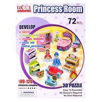 """Сборная модель """"Princess Room"""""""