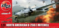 "Бомбардировщик ""B-25H/J Mitchell"" (масштаб: 1/72)"