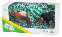"""Набор фигурок """"Animal Planet: Лошади"""" (4 шт.)"""