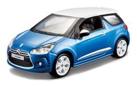 """Модель машины """"Bburago. Citroen DS3"""" (масштаб: 1/32; арт. 18-45133)"""