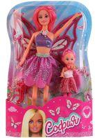 """Кукла """"София с маленькой принцессой"""""""