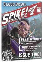 Warhammer Blood Bowl. Spike! The Fantasy Football Journal. Issue 2