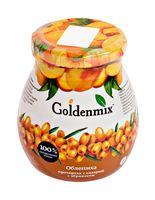 """Десерт """"Golden Mix. Облепиха протертая с сахаром и абрикосом"""" (270 г)"""