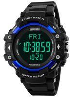 Часы наручные (синие; арт. DG1180S)