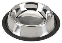 Миска для собак металлическая (15,5х11,5х4,5 см)