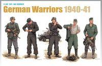 """Набор миниатюр """"German Warriors 1940-41"""" (масштаб:1/35)"""