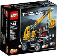 "LEGO Technic ""Ремонтный автокран"" (тягач)"