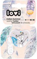 """Прищепка для пустышки """"Indian Summer"""" (арт.10/886)"""