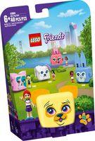 "LEGO Friends ""Кьюб Мии с мопсом"""