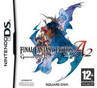Final Fantasy Tactics A2 Grimoire of the Rift [DS]