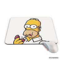 """Коврик для мыши """"Симпсоны. Гомер"""" (арт. 002)"""