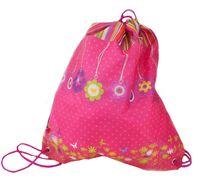 "Рюкзак-мешок ""Pink Flowers"""