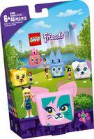 "LEGO Friends ""Кьюб Стефани с котёнком"""