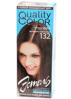 """Гель-краска для волос """"Эстель. Quality Color"""" (тон: 132, шоколадно-коричневый)"""
