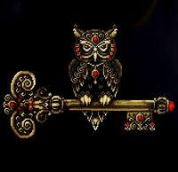 "Вышивка крестом ""Ключ мудрости"" (240х340 мм)"