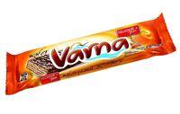 """Вафельный батончик в шоколадной глазури """"Varna"""" (33 г; какао и апельсин)"""