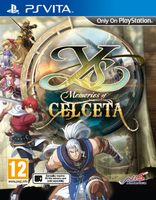 Ys: Memories of Celceta (PSV)