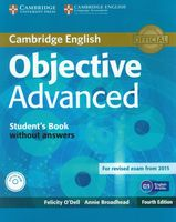 Objective Advanced. C1. Student`s Book without Answers (+ CD)