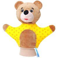 """Мягкая игрушка """"Кукла на руку. Мишка"""""""