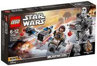 """LEGO Star Wars """"Микроистребитель против Ходуна Первого Ордена"""""""