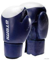 Перчатки боксёрские LTB19009 (14 унций; сине-белые/мишень)