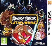 Angry Birds. Star Wars (3DS)