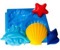 """Форма для изготовления мыла """"Морской"""""""