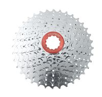 Кассета для велосипеда (9 скоростей; звёзды 1-36)