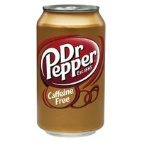 "Напиток газированный ""Dr. Pepper. Coffeine Free"" (355 мл)"