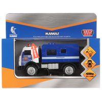 """Модель машины """"Kamaz. Полиция"""" (арт. KAM13-P-SL)"""