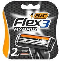"Кассета для станка ""Bic. Flex 3 Hybrid"" (2 шт.)"