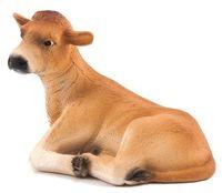 """Фигурка """"Animal Planet: Джерсейский теленок лежит"""""""