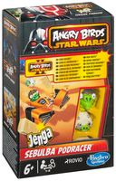 Angry Birds. Star Wars. Дженга гонщики