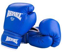 Перчатки боксёрские RV-101 (12 унций; синие)