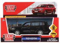 "Модель машины ""Toyota Land Cruiser"" (арт. CRUISER-BK)"