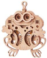 """Сборная деревянная модель """"Вудик. Лягушка"""""""