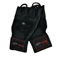 """Перчатки для фитнеса """"Houston"""" (чёрные; L)"""